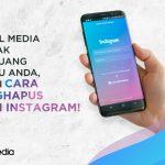 Sosial Media Banyak Membuang Waktu Anda, Begini Cara Menghapus Akun Instagram!